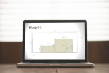 Blueprint screen