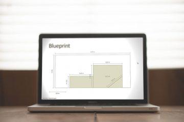 Blueprint screen