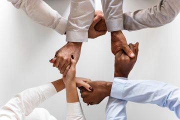 Collaborative hands